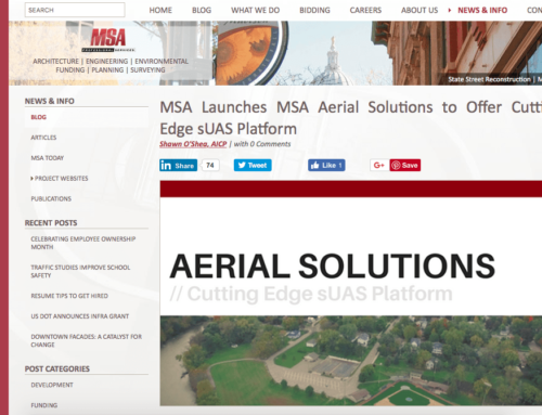 MSA Launches Aerial Solutions