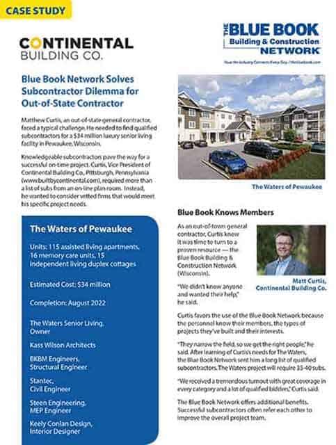 Blue Book Case Study